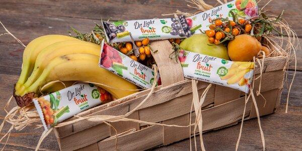 Zdravé ovocné tyčinky Pharmind pro malé i velké