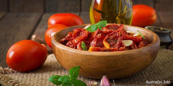 Zdravá pochoutka: sušená rajčata bez chemie