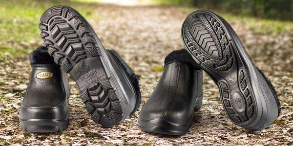 Pánské a dámské zateplené boty FLAMEshoes