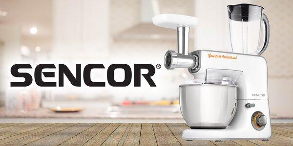 Skvělý kuchyňský robot Sencor STM 3700WH