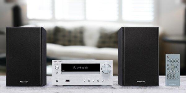 To má zvuk: Špičkové Hi-Fi Pioneer X-HM26-S