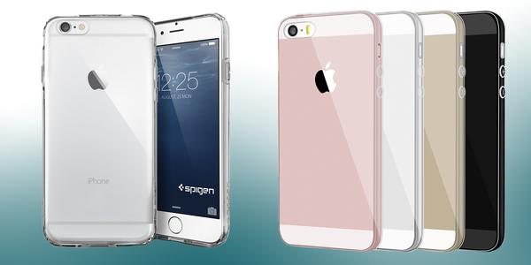 Kryty na iPhone včetně nových modelů 8 a X
