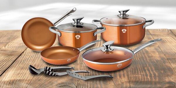 Sady nádobí, hrnců a pánví z kolekce Le Chef