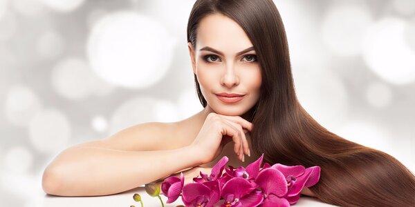 Zimní luxusní kosmetické ošetření pleti - Růžový sen