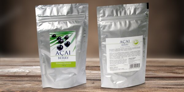 Acai berry: na pomoc s hubnutím i proti nemocem