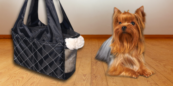 Cestovní taška pro psí mazlíčky