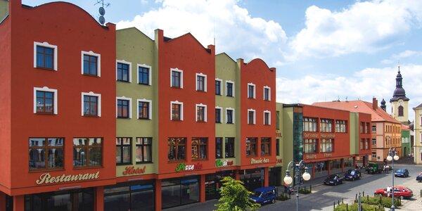 Odpočinkový pobyt v Českém Švýcarsku s polopenzí
