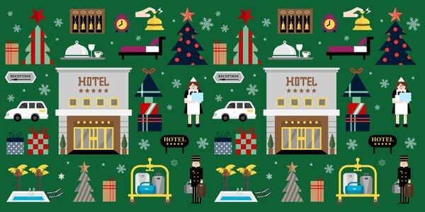 Darujte k Vánocům pobyt plný zážitků