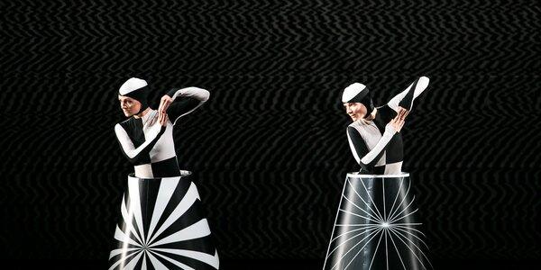 Vstupenka na taneční představení Mysterium času