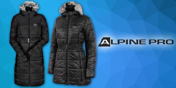 Dámské kabáty Alpine Pro