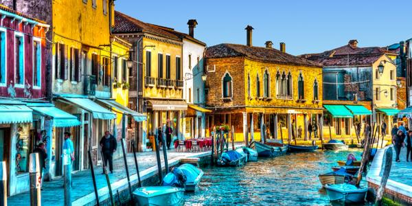 Valentýn v Benátkách a ve Veroně na 1 noc