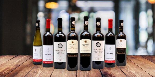 Rumunská vína z oceňovaných vinařství