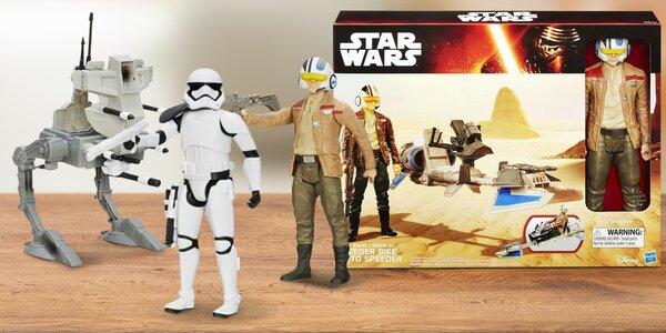 Sady s figurkami z oficiální kolekce Star Wars