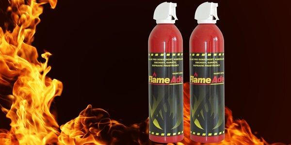 Hasicí sprej Flame Ade o objemu 470 ml