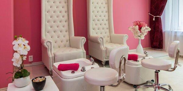 Blahodárná masáž se spa manikúrou nebo pedikúrou
