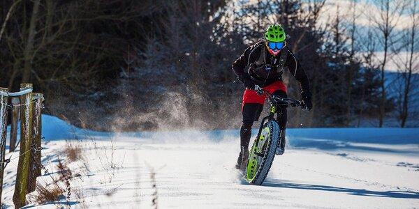 Zapůjčení jízdního kola snowbike na 24 hodin