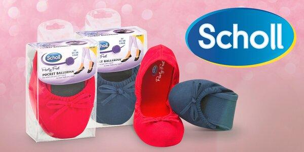 Scholl Pocket Ballerina: balerínky do kapsy