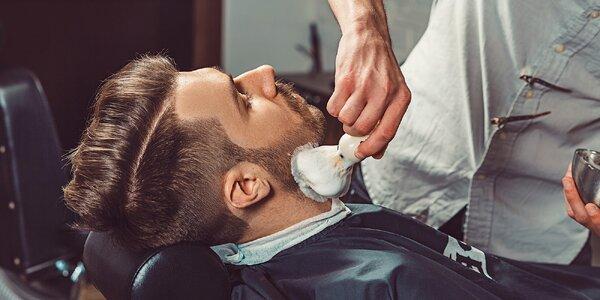 Dejte svým vousům a vlasům šmrnc v Barber shopu