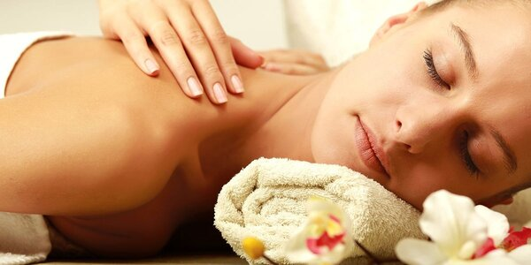 Skořicová relaxační masáž - 30 či 60 minut uvolnění