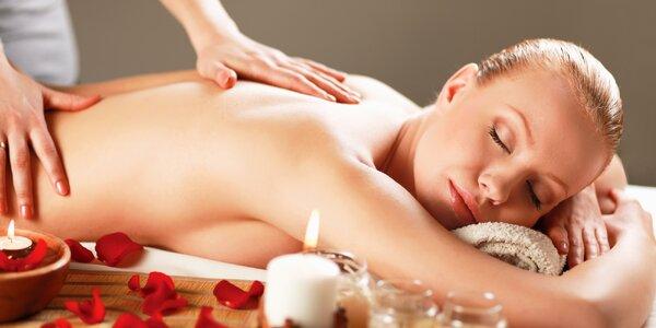 Candela massage: 90 minut masáže vonným voskem