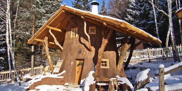 Rodinný pobyt v Pohádkové vesničce vč. polopenze