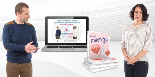Kniha a videokurz partnerské komunikace