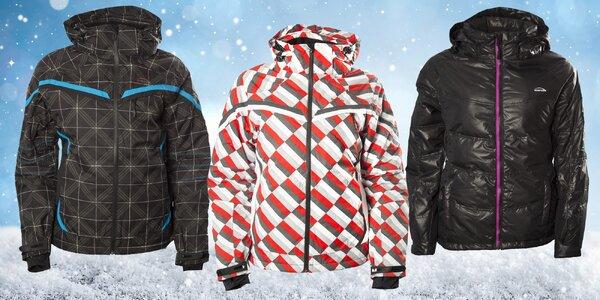 Dámské zimní lyžařské bundy značky Merco