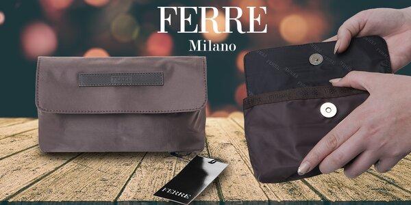 Luxusní kosmetická taštička italské značky Ferré