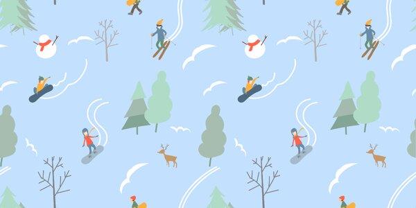 Zimní pobyty na českých horách