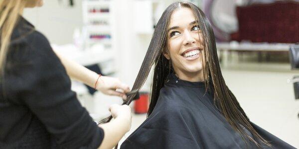 Ošetřující kúra pro vaše vlasy s možností střihu