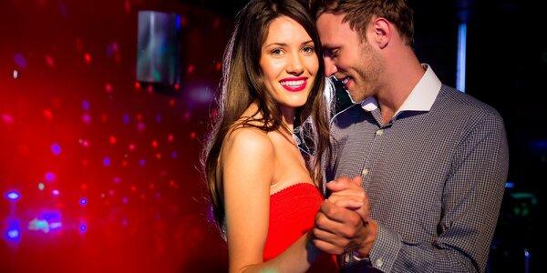 Romantický víkend v Beskydech s tanečním kurzem