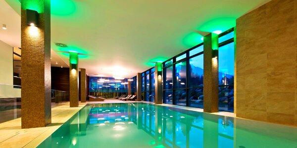 Wellness odpočinek ve 4* hotelu v Tatrách pro 2