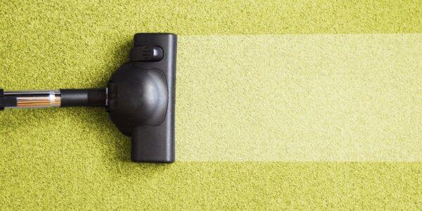 Hloubkové čištění koberců a čalounění