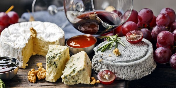 Zážitková degustace vín a párování s jídlem