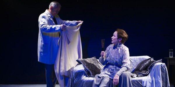 Divadelní představení Ještěrka na slunci