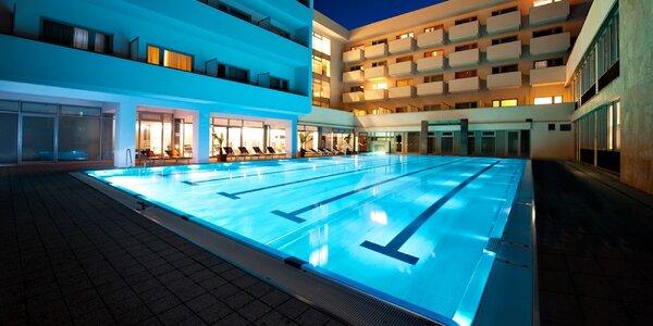 Lázeňský pobyt s aquaparkem ve 3* hotelu
