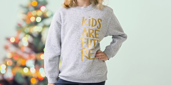 Pomozte Klokánkům nákupem dětských triček a mikin