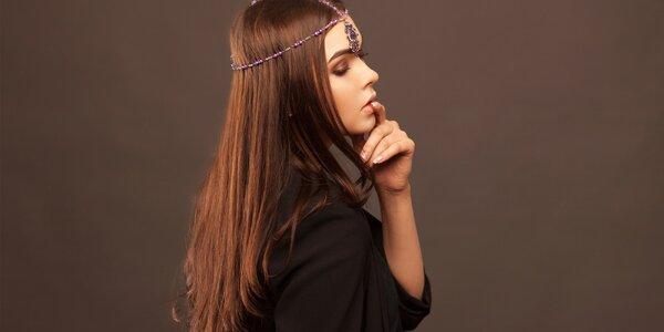 Zimní kadeřnické balíčky pro vaše vlasy