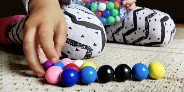 Shaw Magnets: Kouzelné kuličky v barvách duhy