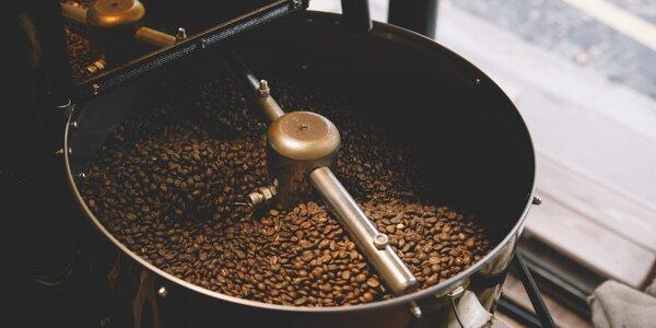 Zážitkový workshop o pražení kávy s ochutnávkou