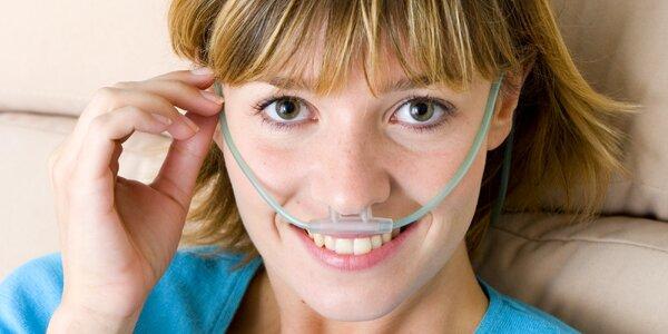 Síla kyslíku pro vaše zdraví: oxygenoterapie