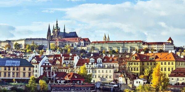 Outdoorová hra po Praze pro pár nebo až 5 osob