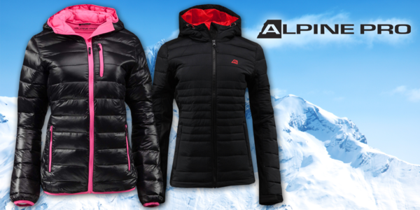 Dámské bundy Alpine Pro