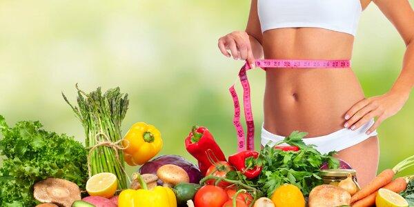 Komplexní tělesná analýza a jídelníček na míru