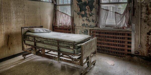 Děsivá úniková hra Asylum pro 2–6 hráčů