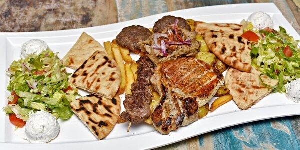 Řecké speciality z prvotřídních surovin pro 2