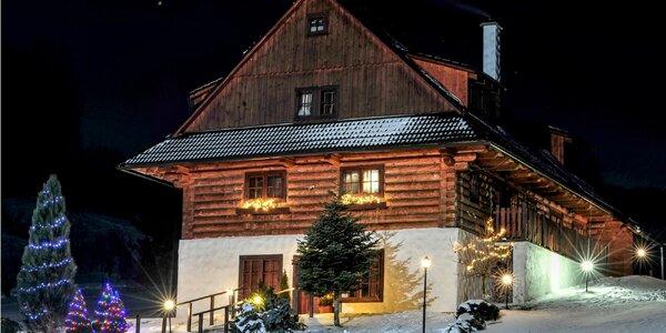 Romantika na dosah: 3–4 dny v kolibě pod Tatrami