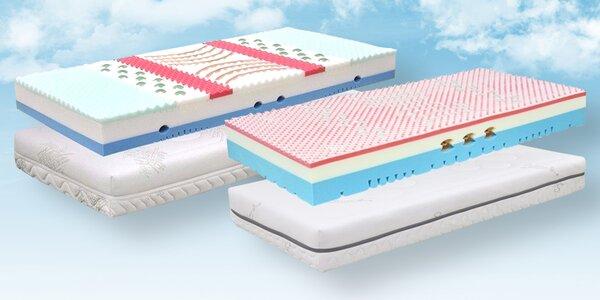 Matrace Tropico Geltech® s gelovými segmenty