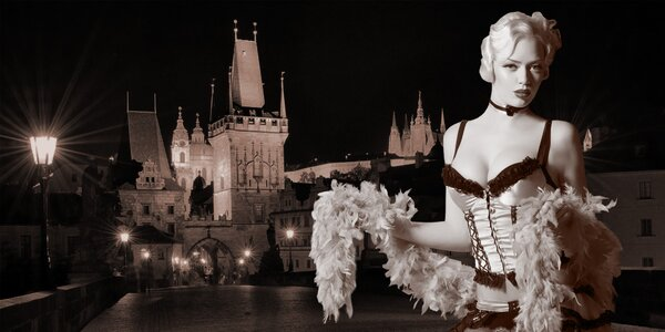 Město plné hříchu: Pikantní procházky Prahou
