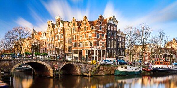 Valentýnský zájezd do Holandska pro 2 hrdličky